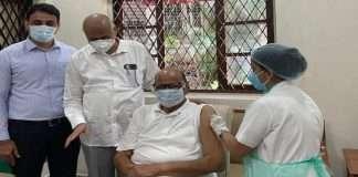 corona vaccination ncp leader sharad pawar took corona vaccine second dose