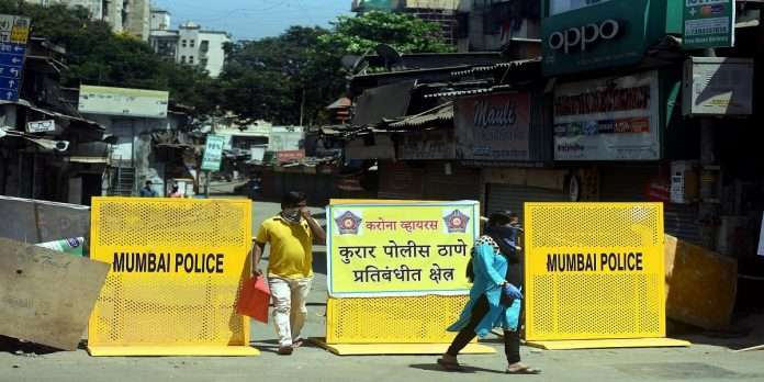 Covid 19: Home Ministry orders setting up of containment zones in the district, new instructions issued