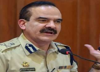 Mumbai Police Commissioner Parambir Singh