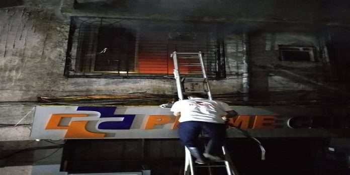Mumbra Kausa Prime Hospital caught fire due to short circuit, 4 patients Death