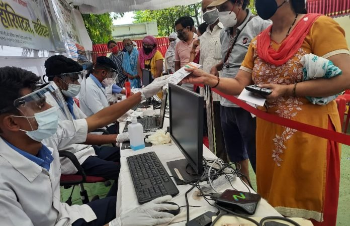 coronavirus vaccination Today's record breaking vaccination in india more than 70 lakh doses administered so far in one day