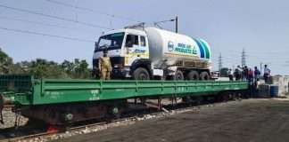 state goverment decision to 1 crore fund railways for oxygen transport