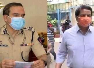 The NIA interrogated Parambir Singh and Pradeep Sharma