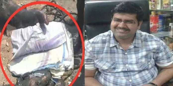 The handkerchiefs found on Mansukh Hiren's body belongs to Sachin Waze