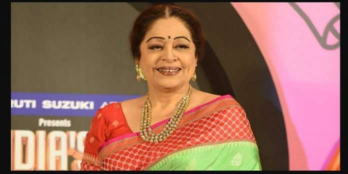 actress and bjp mp kirron kher is suffering from blood cancer