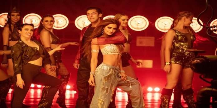 The song 'City Mar' from Salman Khan's Radhe movie has been released