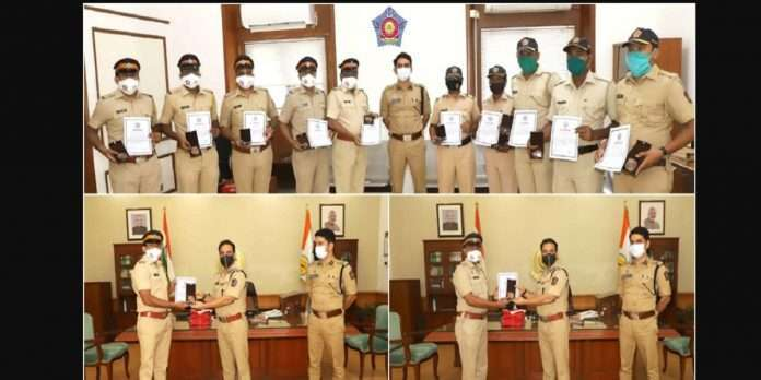 mumbai police saved life of young womans who was trying to commit suicide in tardeo