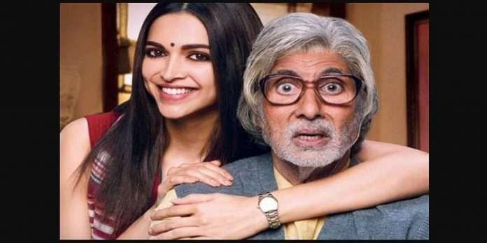 bollywood deepika padukone intern movi screen share with amitabh bachchan