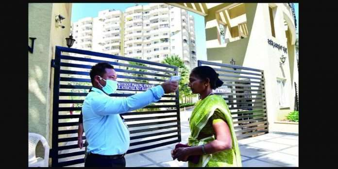 bmc new guidelines mumbai societies not direct entry to domestic helps and delivery persons
