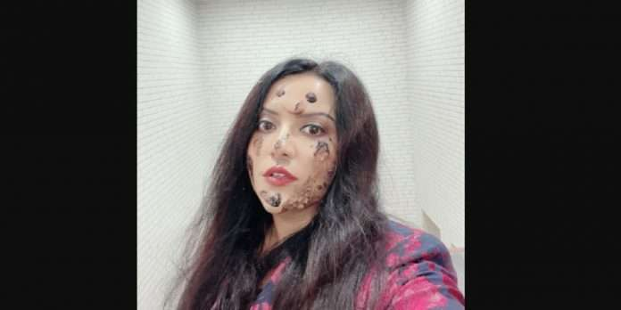 amruta fadanvis share her birthday celebration post on twitter and fb