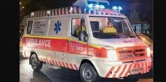 coronavirus not to use ambulance siren nigh curfew orders Cm vijay rupani