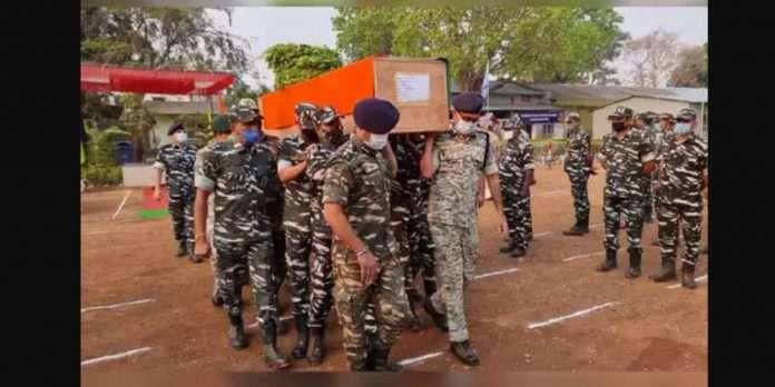 chhattisgarh naxal attack 22 security personnel have lost their lives in the-attack-at sukma bijapur
