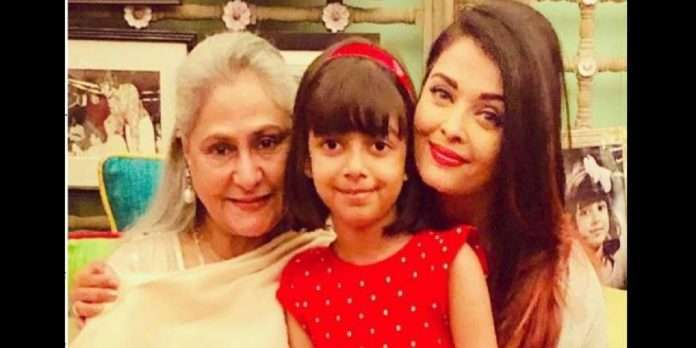 People look for Aishwarya's beauty in Aaradhya, Jaya Bachchan's comment for granddaughter in discussion