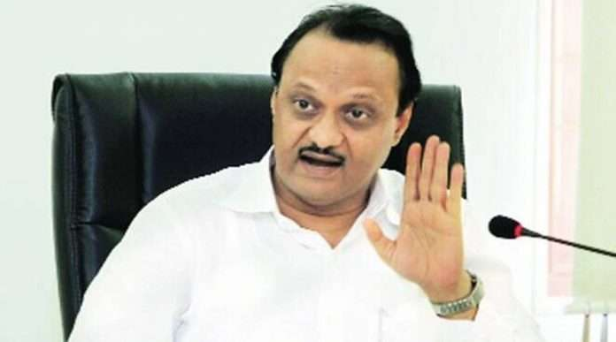 Ajit Pawar annonce 1 crore out of 4 crore can be spent on corona from MLA fund in the state
