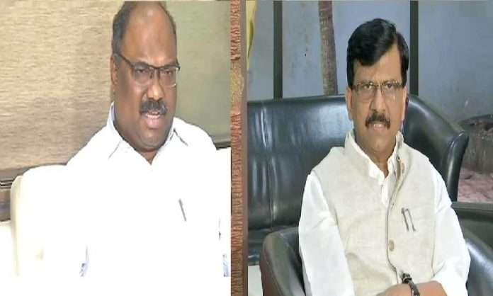the true shiv sena member cant take balasaheb thackeray lie oath said sanjay raut