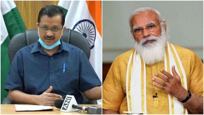 arvind Kejriwals question to Modi government Why can't ration delivered at home