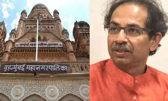 Free vaccination Mp rahul shewale write letter to cm uddhav thackeray about broken BMC savings and do free vaccination