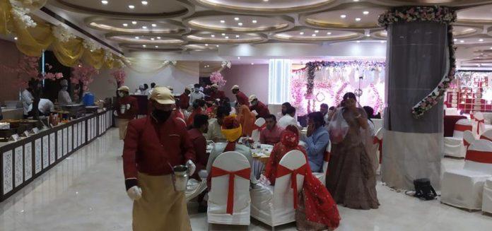 bmc takes action against Sanskriti Hall