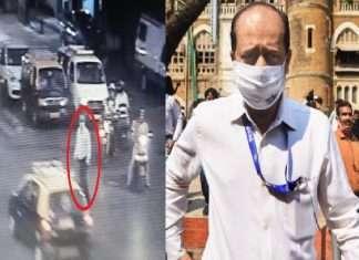 mansukh hiren murder case sachin vaze connection revel see CCTV Cameras footage