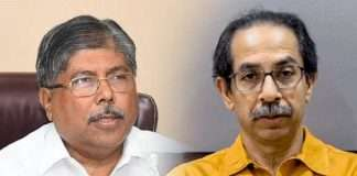chandrakant patil slams maha vikas aghadi core committee on maratha reservation