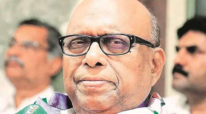 congress leader eknath gaikwad passes away due to covid19
