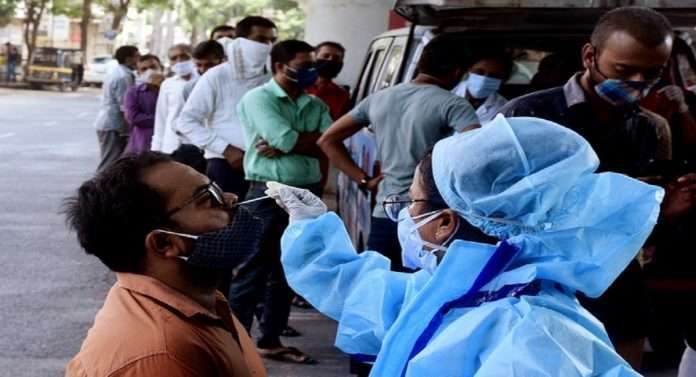India reports 72,330 new Covid-19 cases, 459 deaths in 24 hours