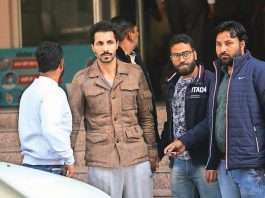 Deep Sidhu arrested after Delhi court granted him bail in Red Fort violence case