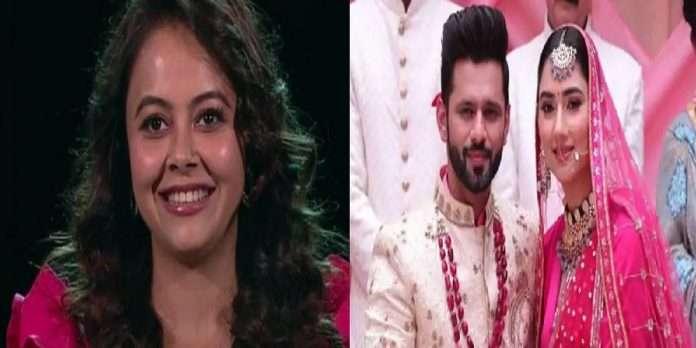 Devolina Bhattacharya asked Disha Parmar about the wedding date, Disha said ..