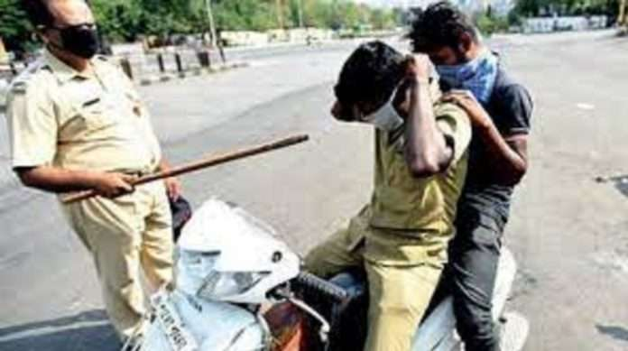 In Ulhasnagar, a fine of Rs 22 lakh was levied on 6,000 citizens traveling without masks