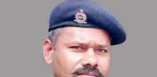 martyred jawan Sunil Shinde Funeral