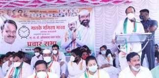 Pandharpur by-election: Case filed against organizers in Ajit Pawar's rally pandharpur