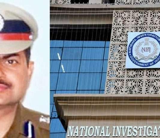 Big news: Mumbai NIA chief Anil Shukla transfer, who played a key role in the Sachin Waze case