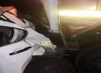 Destiny hit the angels who went to help the victims of the Mumbai-Pune Expressway accident