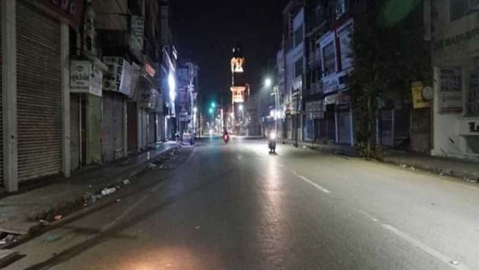 Pune mini lockdown night curfew during 6pm to 6 am and pmpl service remain closed for 7 day mission 100 day