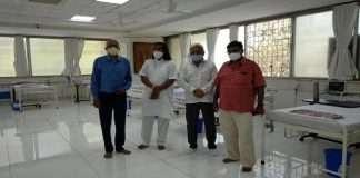 kandivali Jain temple converted into 100-bed Covid care centre