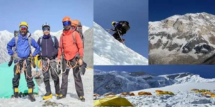 maharashtra giripremi from pune is the first indian civilian mountaineering club to summit 8 of the 14 8000er meters mountains in the world