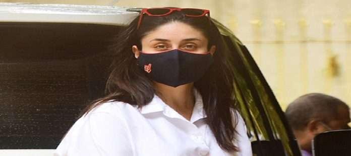 Kareena Kapoor wears a most expensive mask