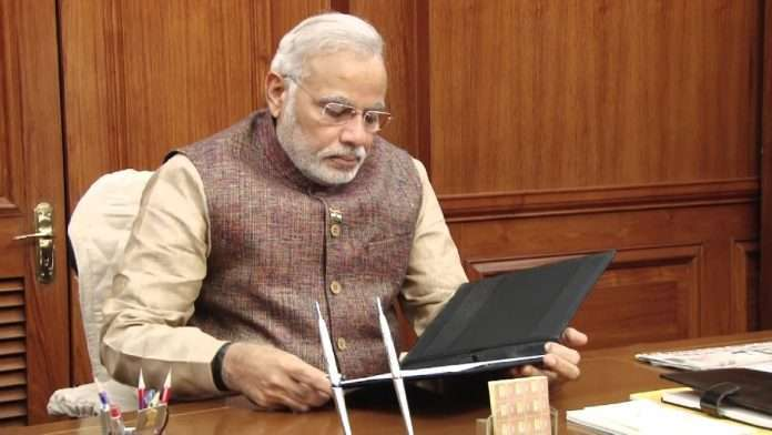 The Indian Commission has revealed the news written by The Australian about Modi