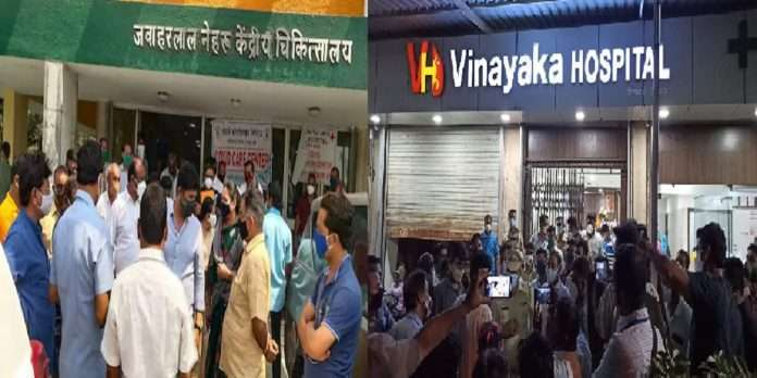 After Nalasopara,4 corona Patients died due to oxygen shortage in Nagpur