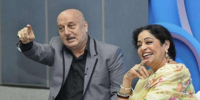 kirron kher undergoing treatment blood cancer anupam kher calls her fighter