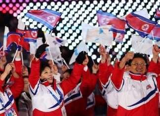 north korea olympics