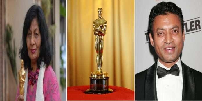 93 Oscar award 2021: Bhanu Athiya and actor Irrfan Khan honored at Oscar ceremony