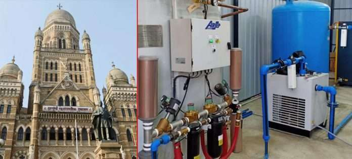 BMC to set up 16 oxygen plants at 12 hospitals