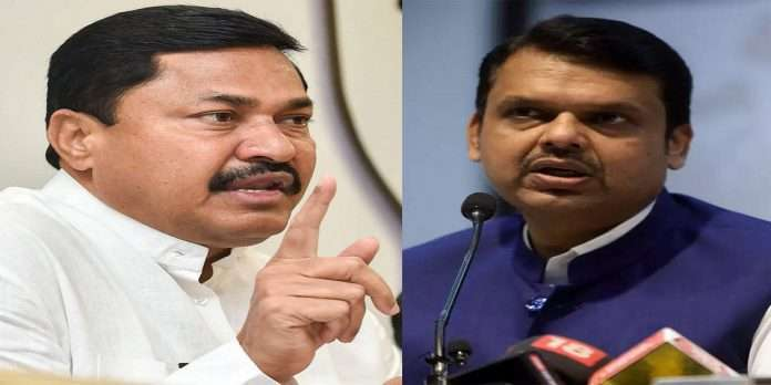 Nana Patole claims BJP leader wants to join Congress