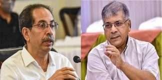 I think Ajit Pawar is the Chief Minister prakash ambedkar slams uddhav thackeray