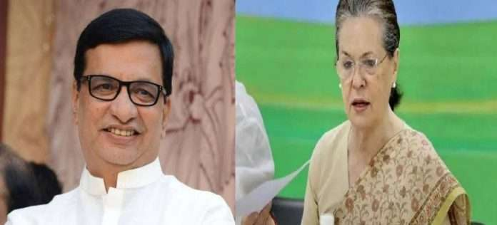 Sonia Gandhi take review of the Corona situation in Maharashtra and instructions given to Balasaheb Thorat
