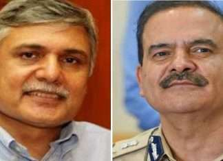 New Director General of Police Sanjay Pandey will inquiry Parambir singh
