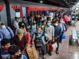 Railways to fine Rs 500 for not wearing face masks in rail premises