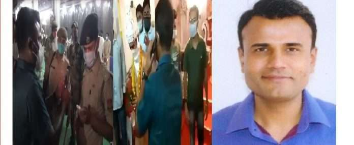 Chief Minister suspends Tripura District Collector in marriage wedding hall raid issue