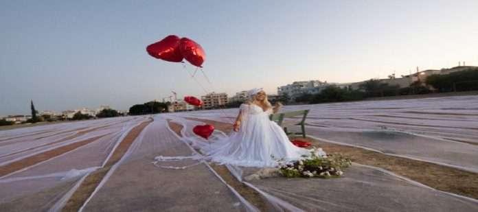 bridal set World record on wedding day